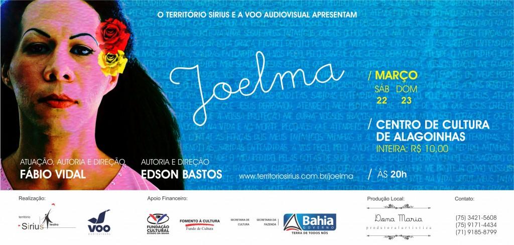 Joelma em Alagoinhas