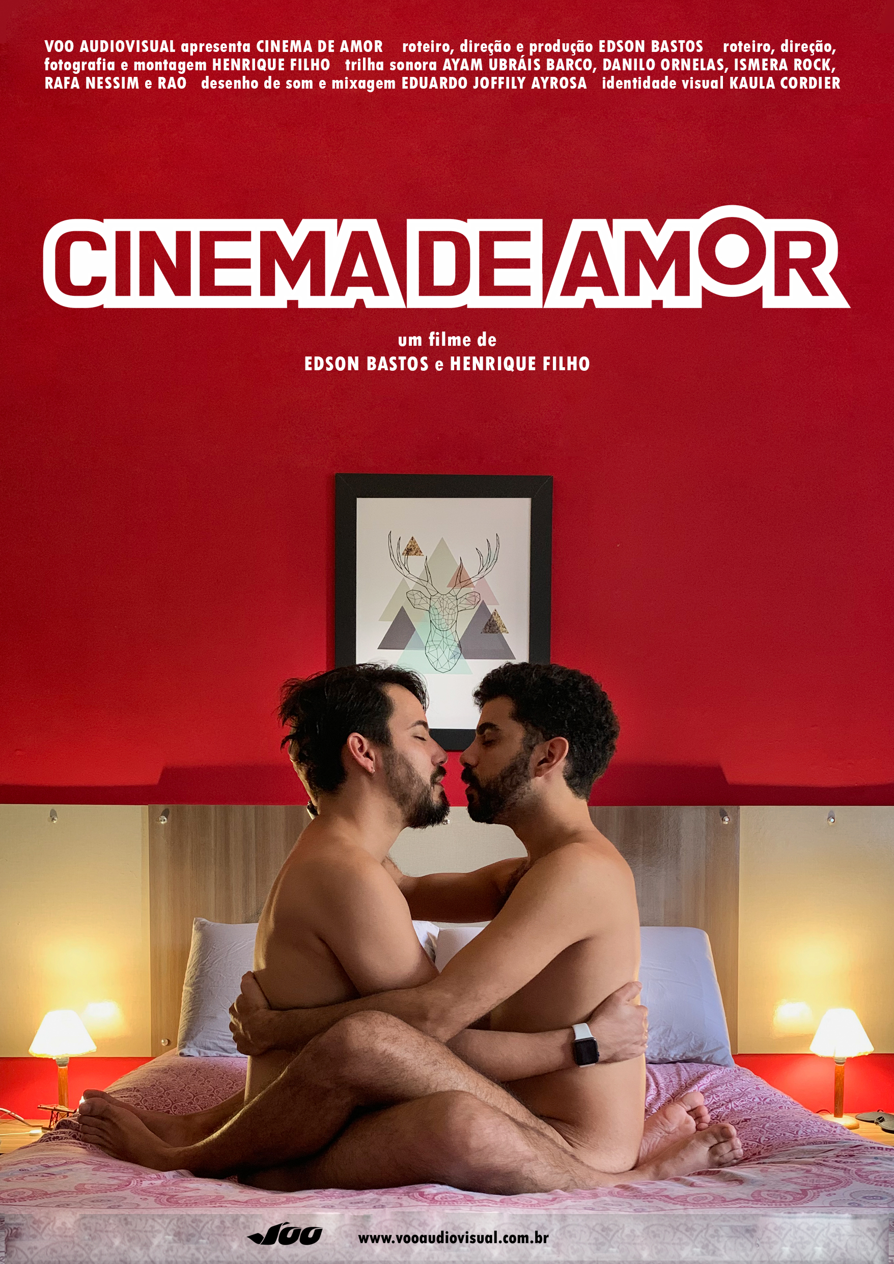 Cartaz – Cinema de Amor